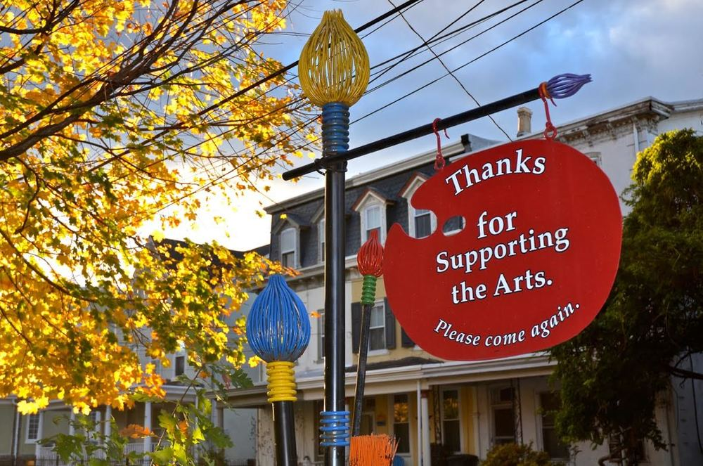 Thanks for Supporting the Arts - MRAC- signage.jpg