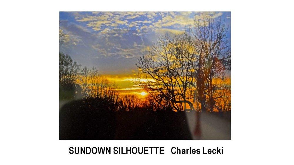21_SUNDOWN SILHOUETTE-Charles Lecki.JPG