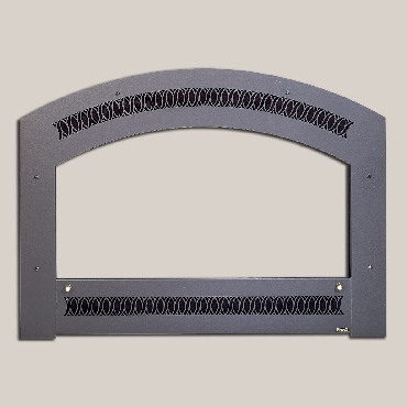 Black Painted Arch
