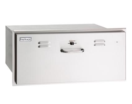 Electric Warming Drawer