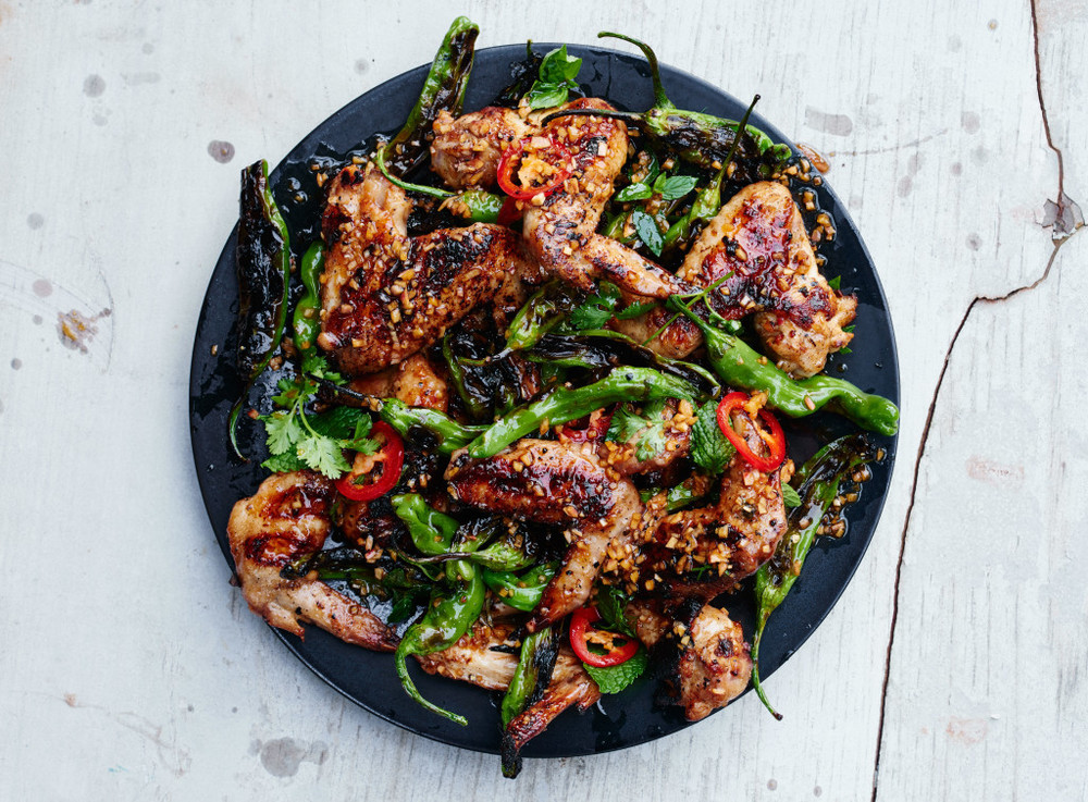 grilled-chicken-wings-with-shishito-peppers-and-herbs-1024x755.jpg