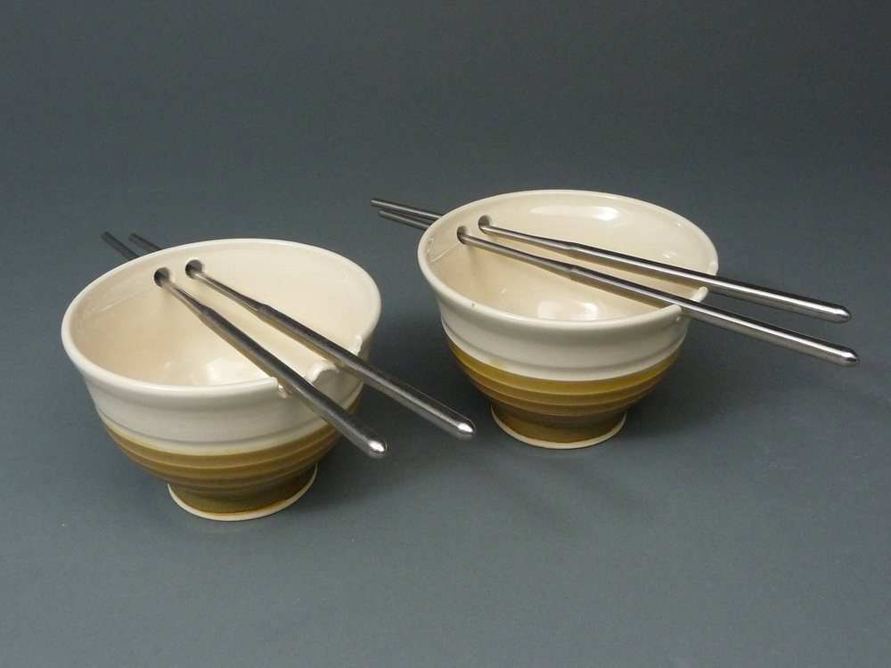 041 Yellow White Rice Bowls.JPG