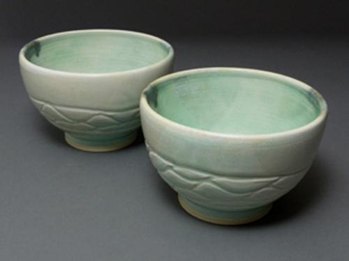 2 Green Wave Bowls