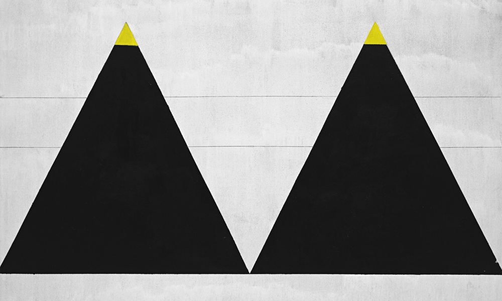 AGNES MARTIN DOUBLE OR NOTHING