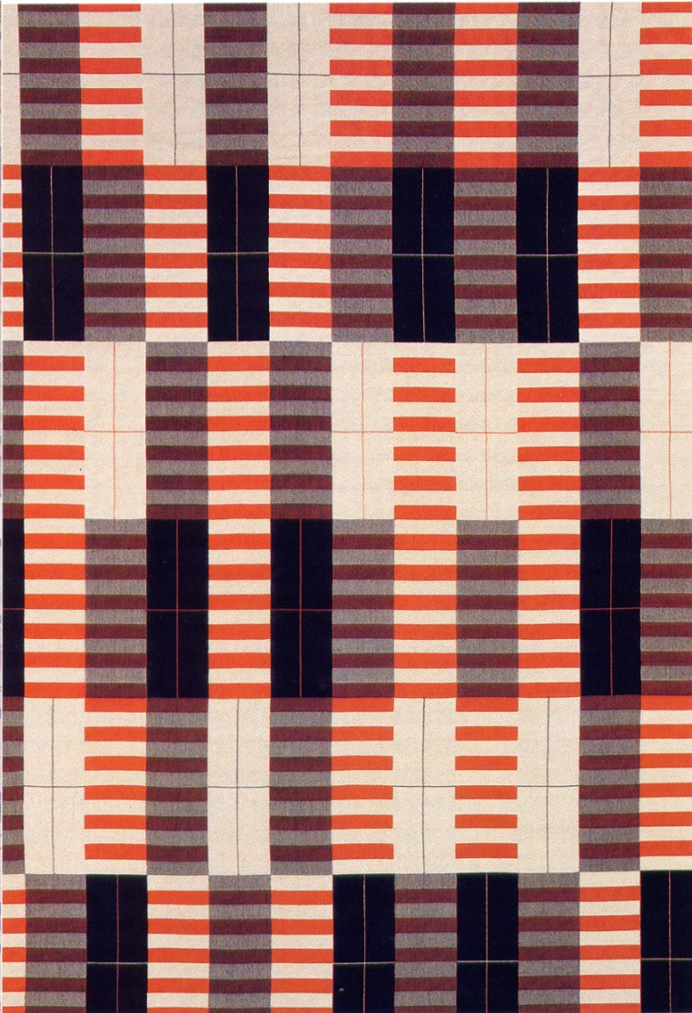 Gunta Stolzl and Anni Albers BAUHAUS DOUBLE OR NOTHING