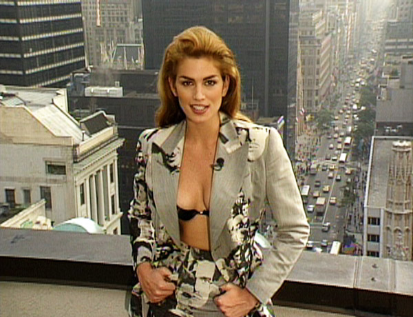 AYA KANAI DOUBLE OR NOTHING CINDY CRAWFORD HOUSE OF STYLE
