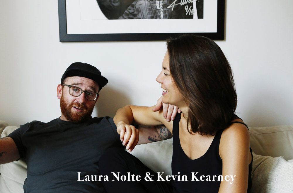 LAURA NOLTE AND KEVIN KEARNEY DOUBLE OR NOTHING