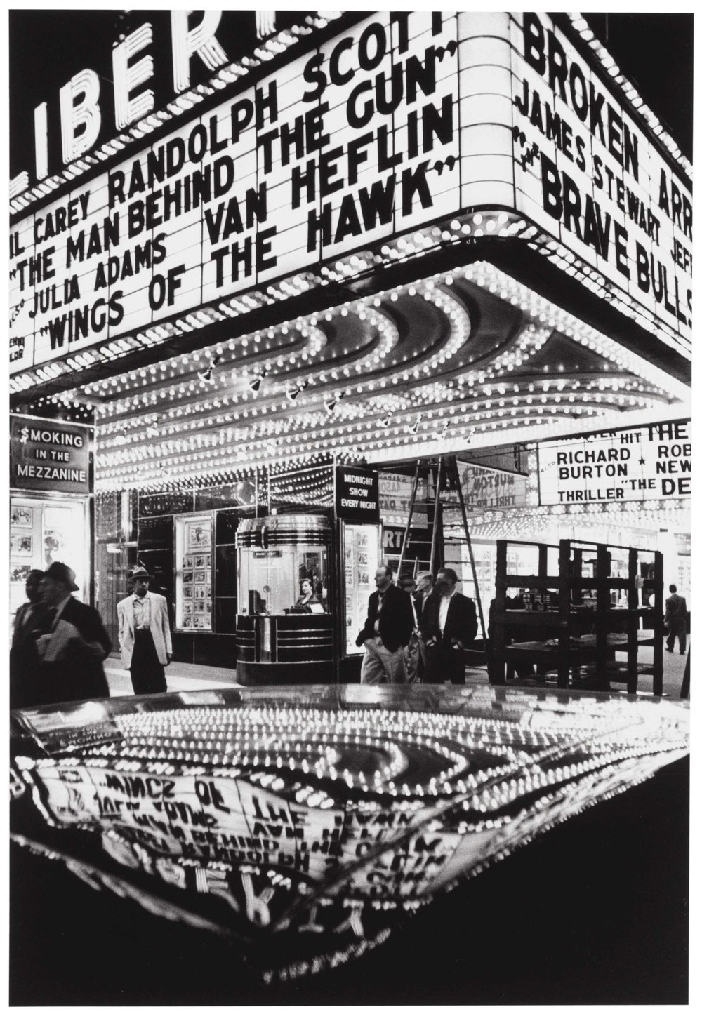 WILLIAM KLEIN WINGS OF THE HAWK AARON ROSE DOUBLE OR NOTHING