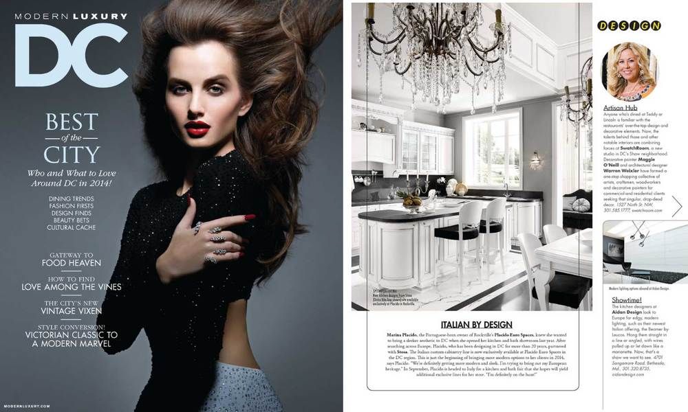 DC Modern Luxury - January 2014