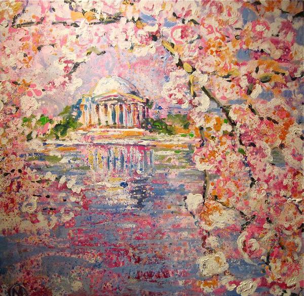 Live Cherry Blossom