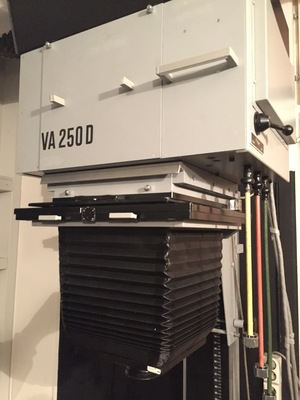 "Copy of Homrich VA250D forstørrer for 8""x10"""