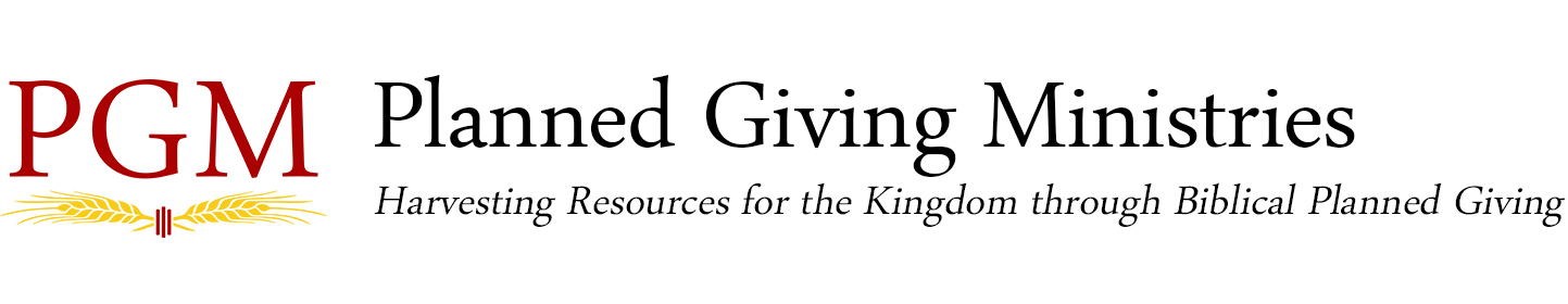 Planned Giving Ministries