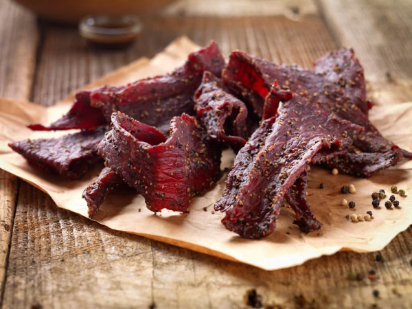 jerky lean protein snack