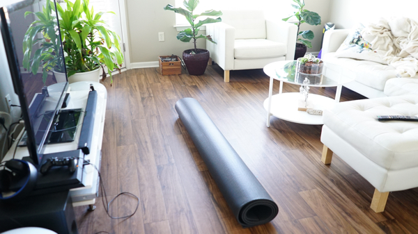 gorilla mat in at home gym.jpg