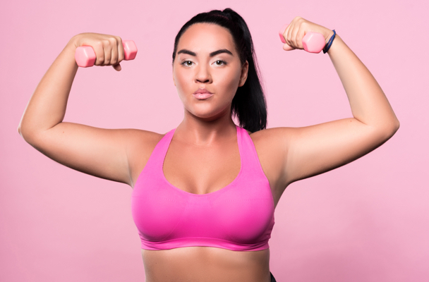 PCOS Weight Gain and How to Fight It | I AM & CO®