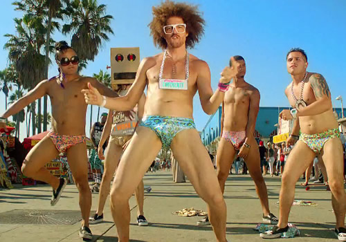 music videos on the beach