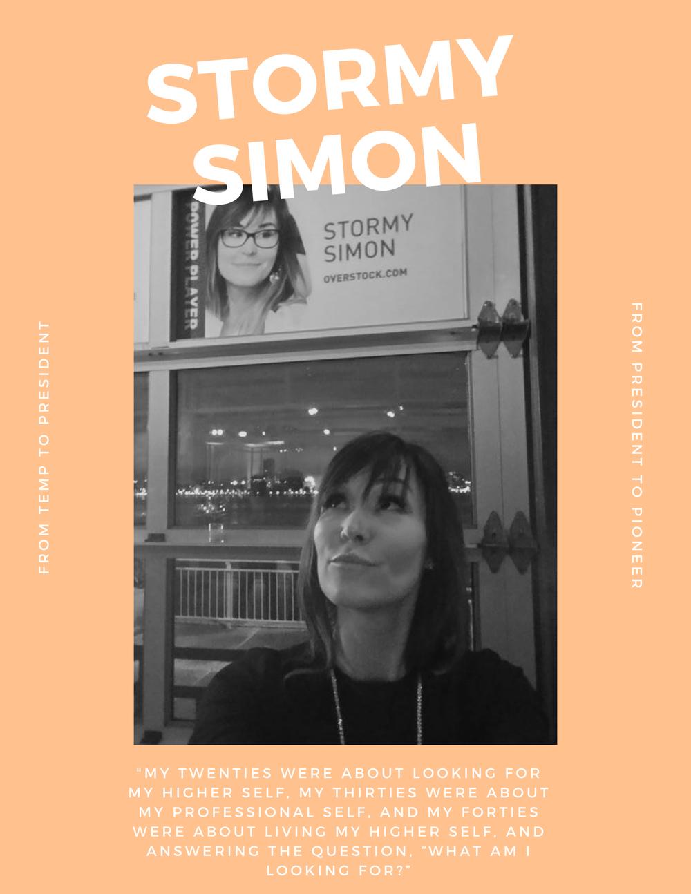 stormy simon