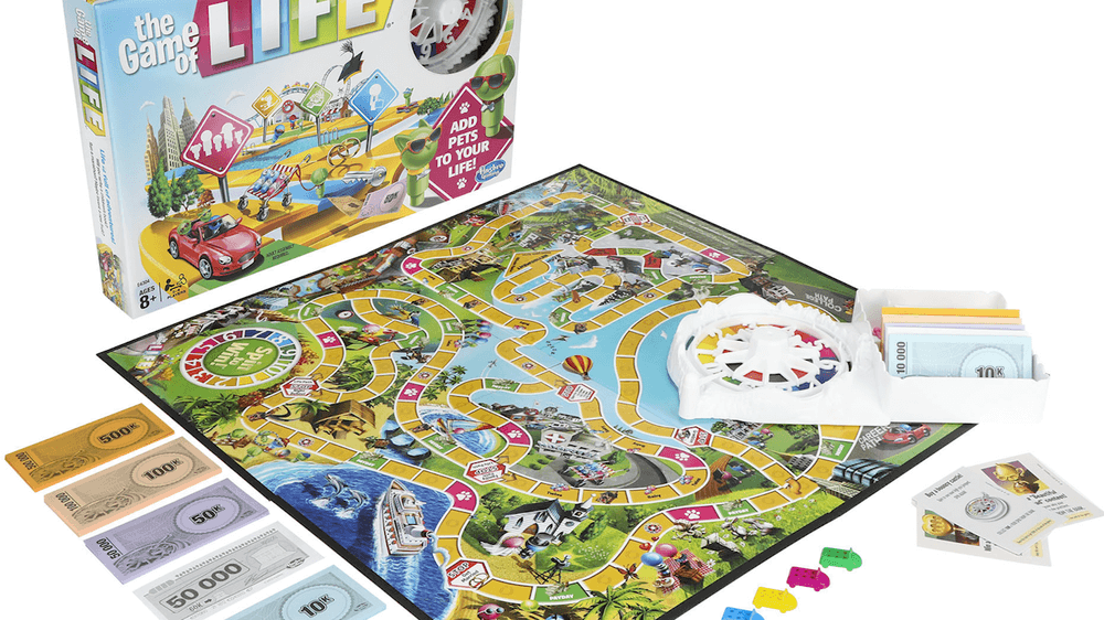the game of life best board games