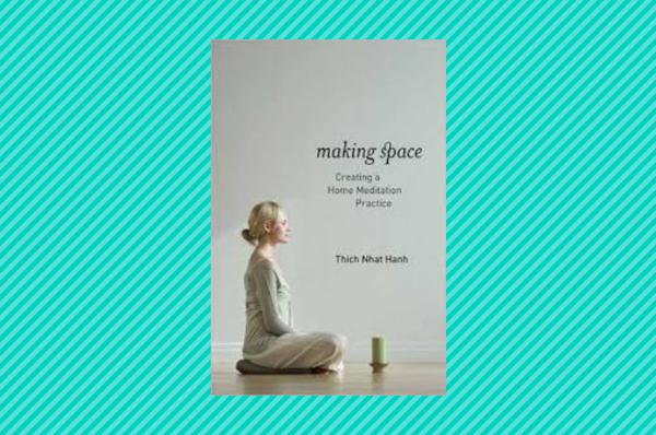 making space meditation books