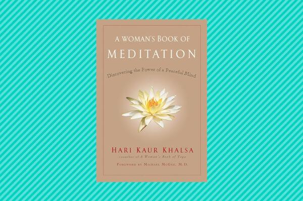 a woman's book of meditation meditation books