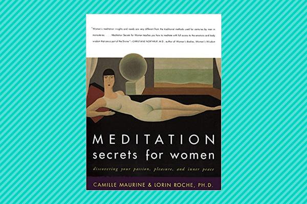 meditation secrets for women meditation books