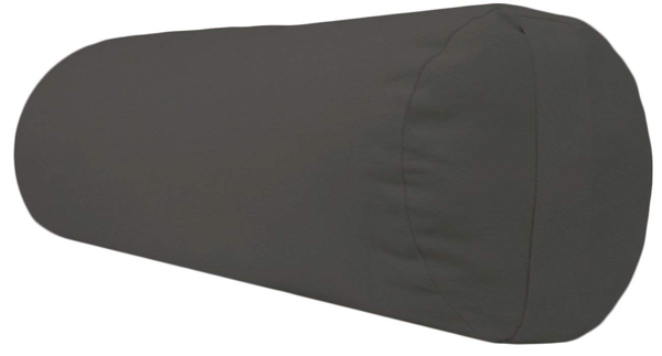 yoga bolster meditation pillow