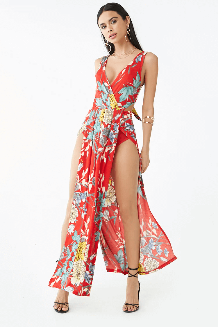 e6f1a742520 Floral Dresses At Forever 21 - Data Dynamic AG