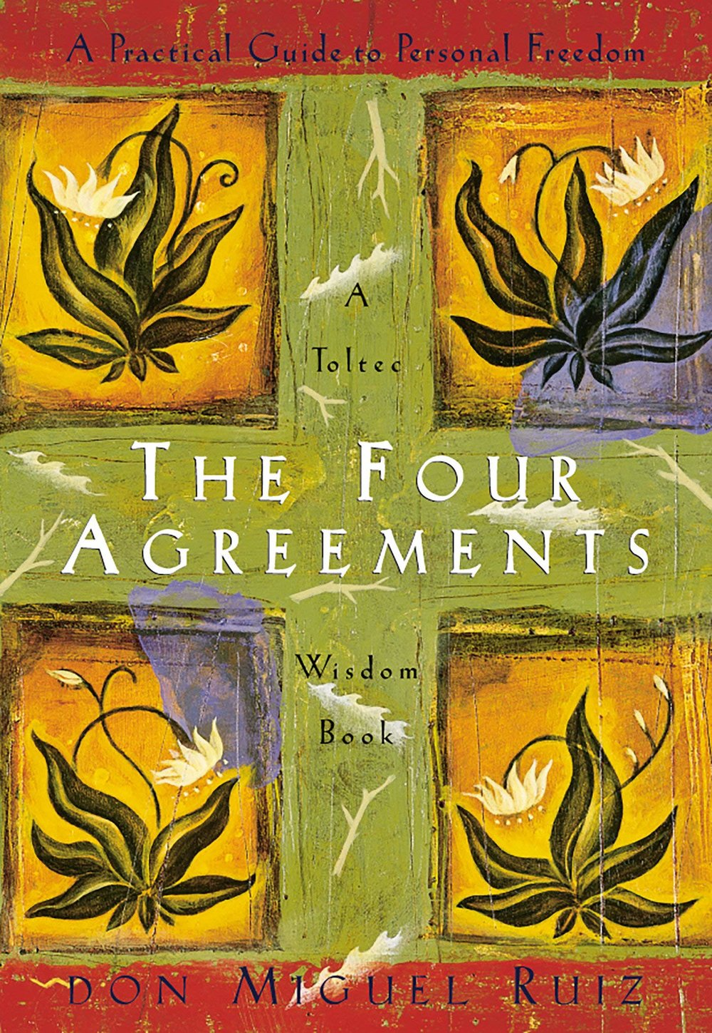 The Four Agreements, $7, Amazon