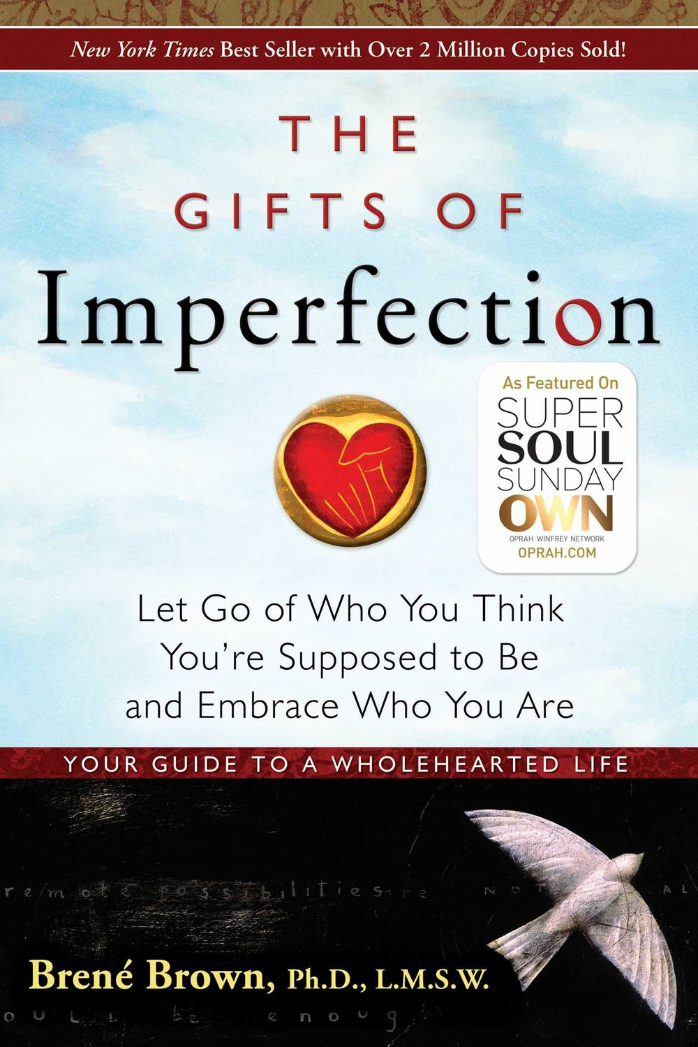 The Gifts of Imperfection, $9, Amazon