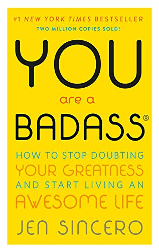 You Are a Badass®, $9, Amazon