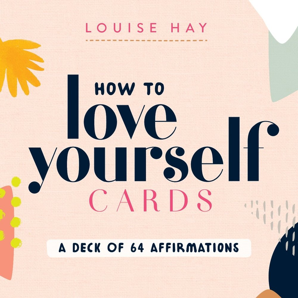 How to Love Yourself Cards, $15, Amazon
