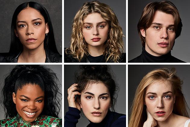 Meet The Cast Of Netflix Original: