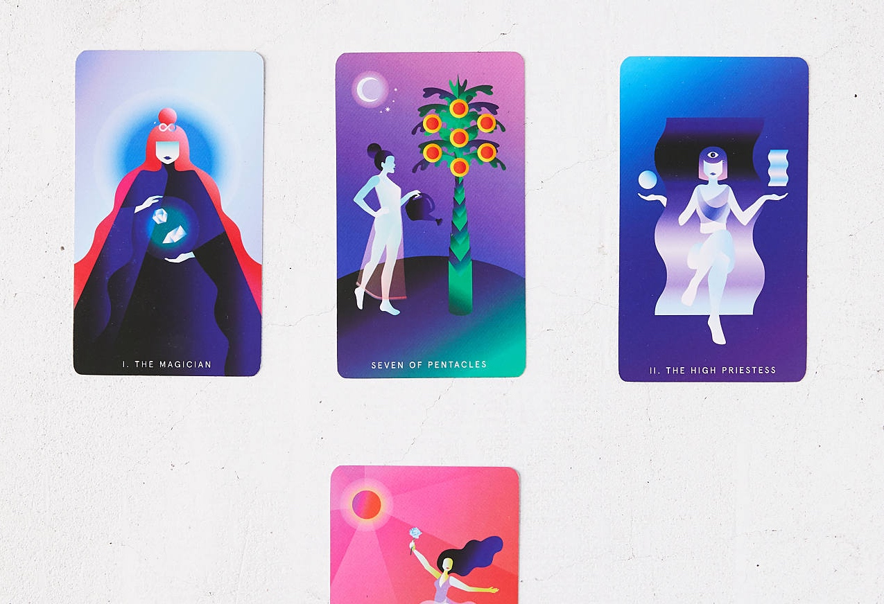 10 Tarot Card Decks You Should Totally Buy To Add To Your
