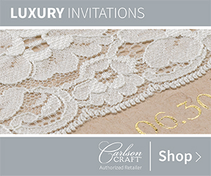 Luxury Invitations from Carlson Craft