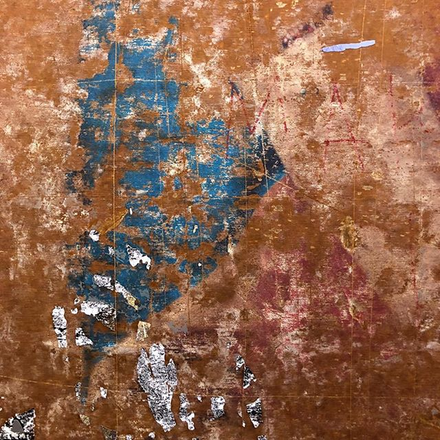 Spring street subway station. Torn poster. Can't wait to get back in my art studio! #aestheticsofdecay #decay #aesthetics #oldwalls #inspiration