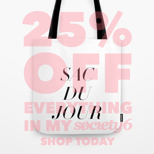 25% off EVERYTHING in the Paper ❤️ Heart ~ Society 6 store.  Today only!!!! ❤️ Bags, prints, iPhone cases, wall clock as and MORE!! ❤️ https://society6.com/paper-heart