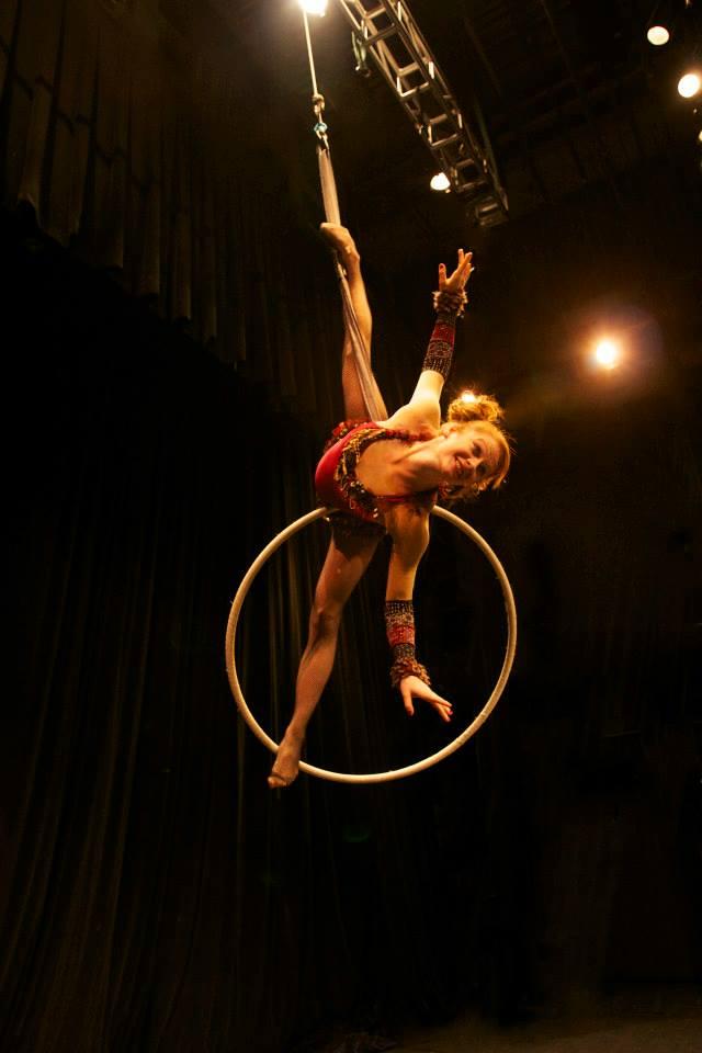 Lyra: Aerial Hoop