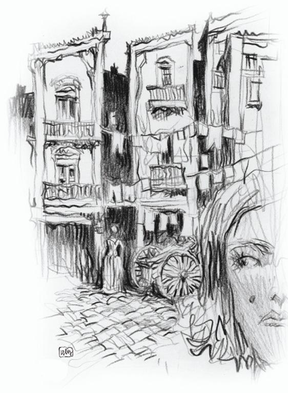 Ilustração de Francesca Agiolillo