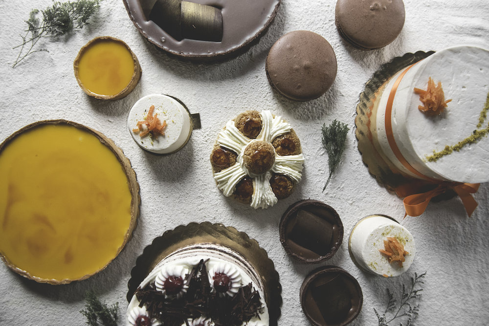 Spring 2018 Pastry
