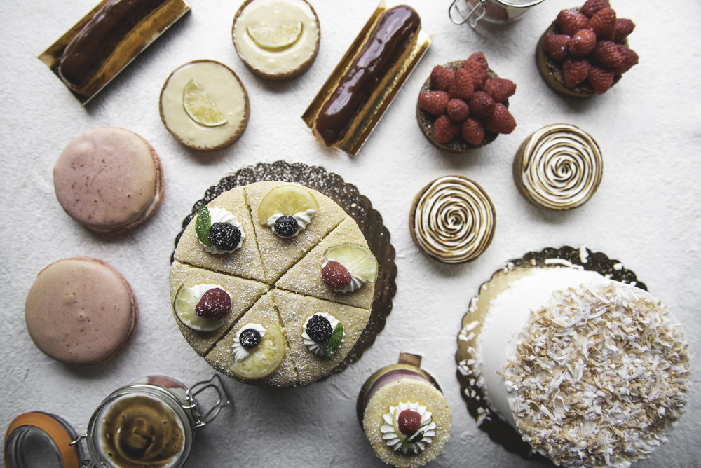 Summer Pastry List