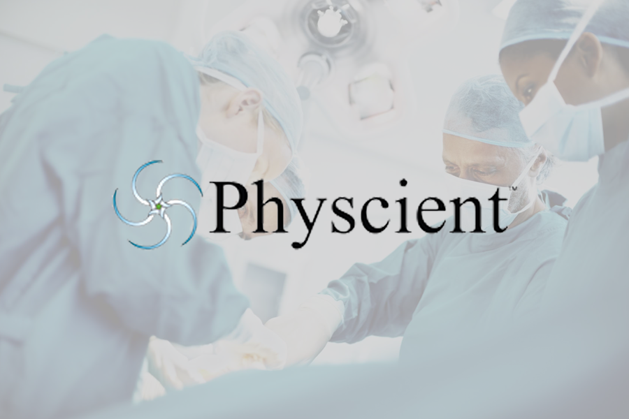 Physcient<strong>Designed specifically for blunt dissection, automatically finds, follows and separates tissue planes, making blunt dissection safer and faster.</strong>