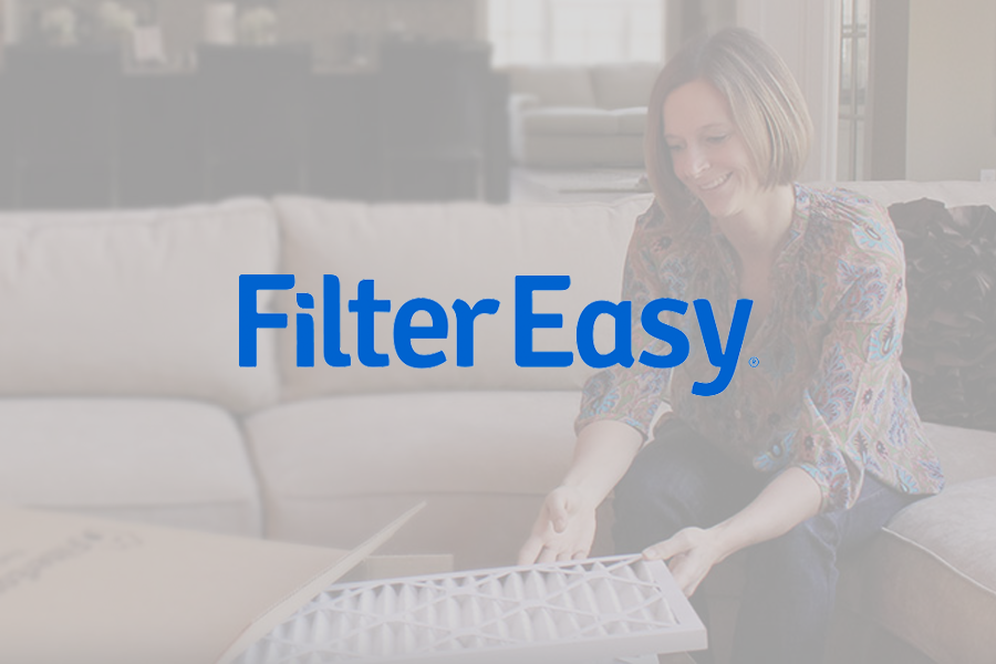 FilterEasy<strong>America's air filter service that's smart and simple</strong>