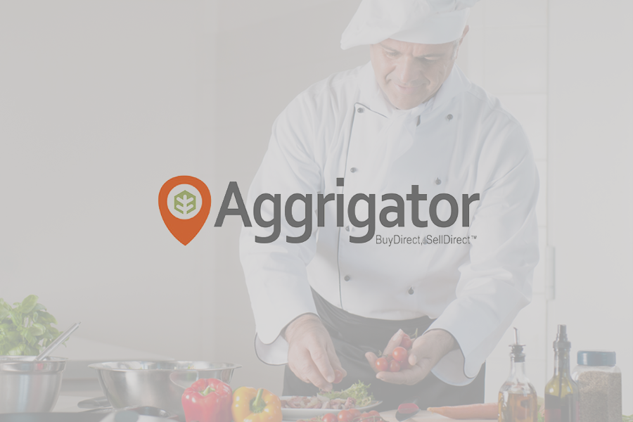 Aggrigator<strong>Marketplace optimising supply and demand of fresh food</strong>