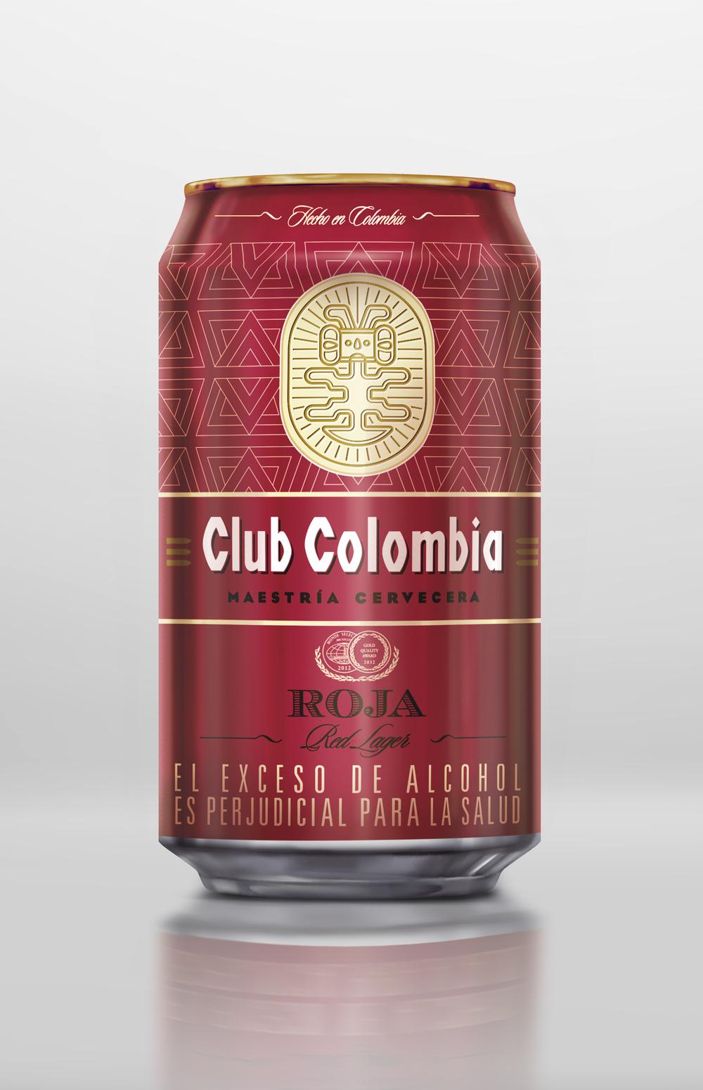 Agency: Leo Burnett   Client: Club Colombia   Illustration: Gold Lion Studio