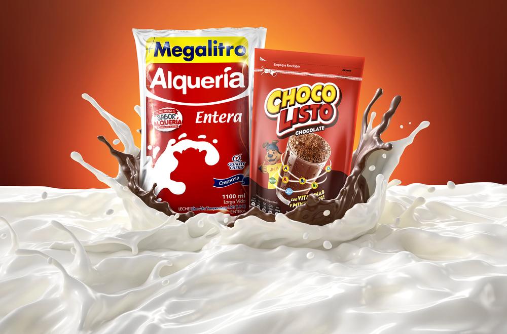 Alqueria- Chocolisto