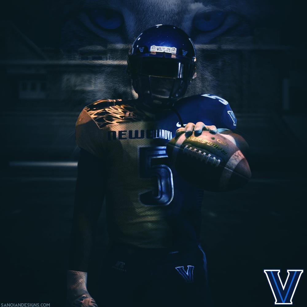 Aaron Forbes - Villanova Commitment Graphic