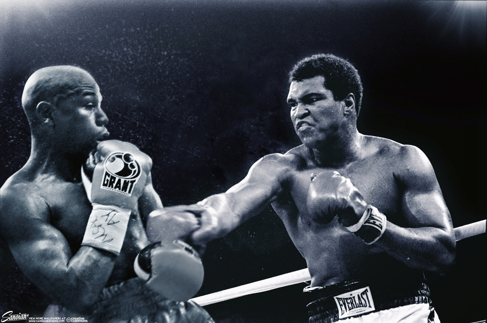 Mayweather vs. Ali