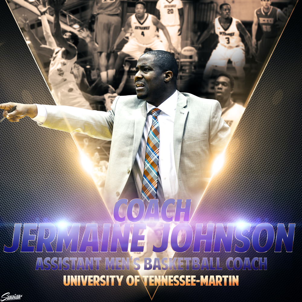 Coach Johnson - University of Tennessee-Martin Men's Basketball Assistant Coach