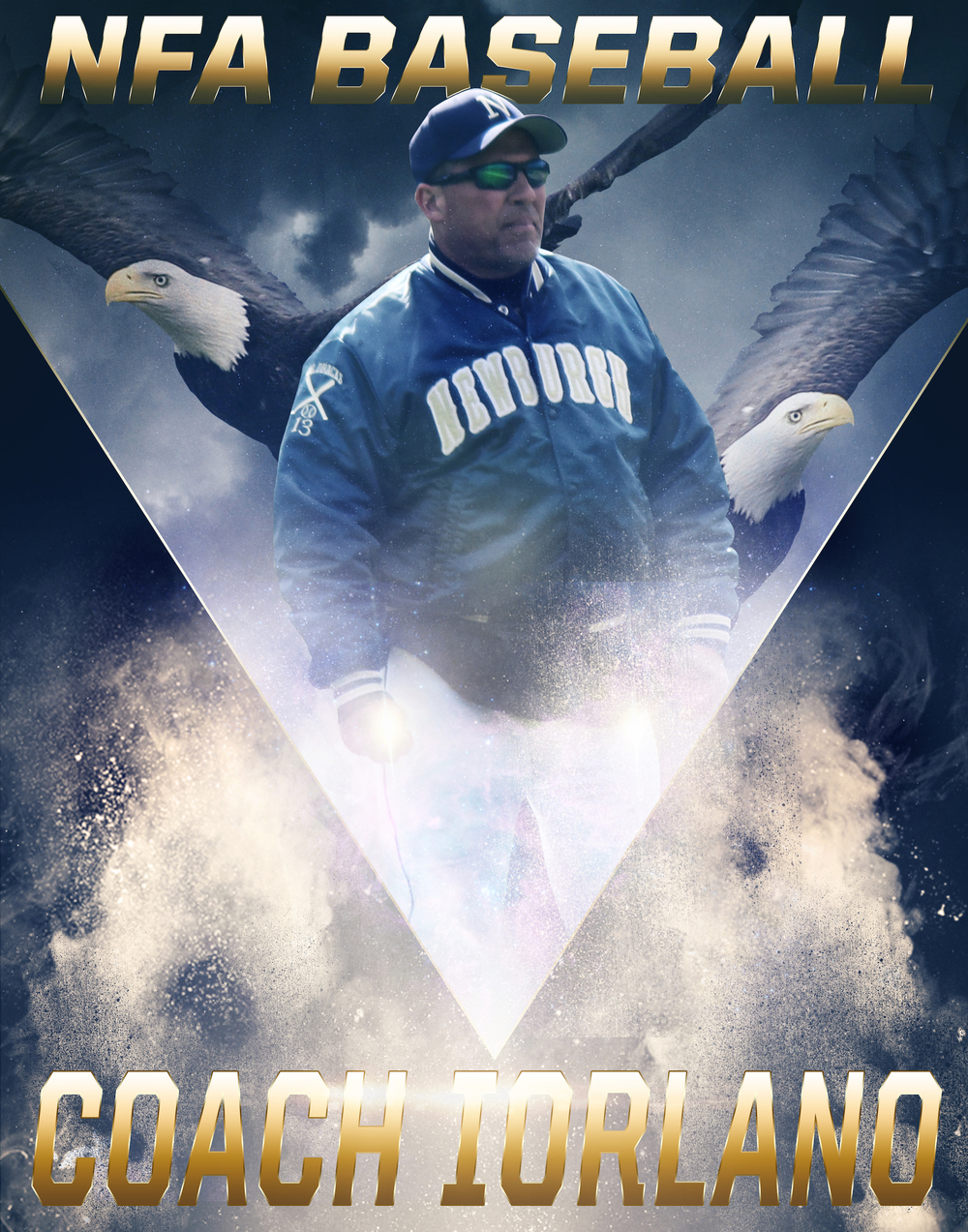 Coach Iorlano - Goldbacks Baseball