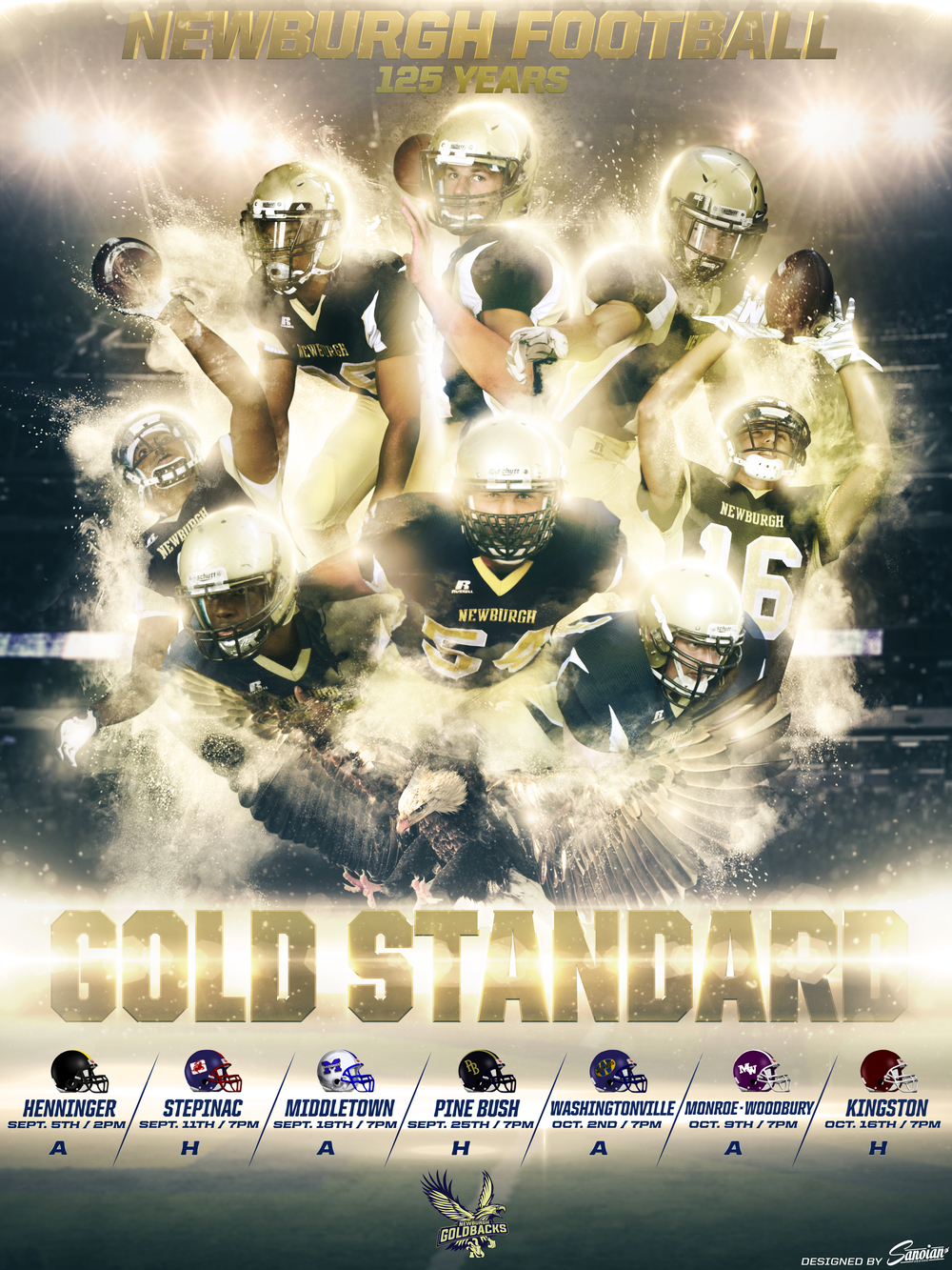 NFA Goldbacks 2015 Season Schedule